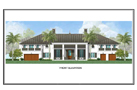 New Construction in St. Andrews Country Club Boca Raton Florida