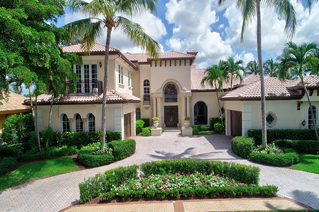 Northway Circle - St. Andrews Country Club - Boca Raton - Florida - Michael Bloom - Melanie Bloom - Broker Associates - Luxury Homes for Sale