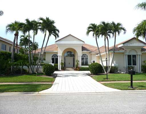 Luxury Homes St Andrews Country Club Boca Raton Florida