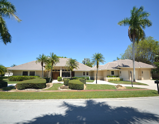 Saxony Court St. Andrews Country Club Boca Raton Florida Homes for Sale