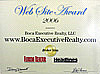BOCA EXECUTIVE REALTY .COM VOTED #1 by  the  Florida  Association of Realtors.