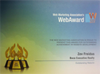 2011 Web Marketing Association's Web Award for Outstanding Achievement in Website Development